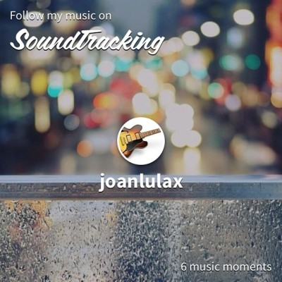If you're on SoundTracking, follow me at: joanlulax. I'm using this mobile app to share what I'm listening to… #soundtracking / on Instagram http://bit.ly/12fPfJb