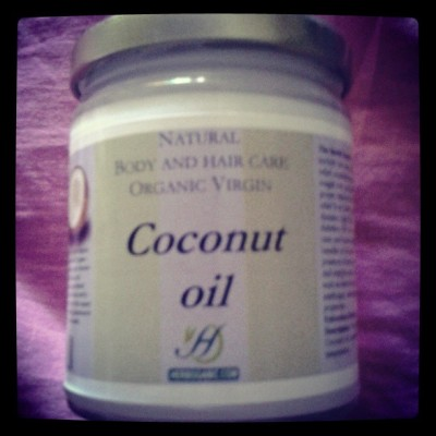 Found some #organic  #coconutoil  downtown for 5 #bucks super excited :)
