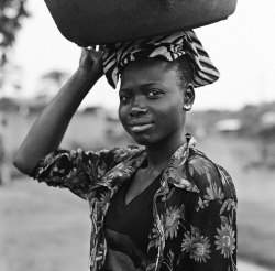 Girl in Togoudo, Benin by Alfred Weidinger on Flickr.