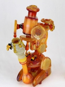 weedporndaily:  Honey Scope by Joe Peters and Elbo