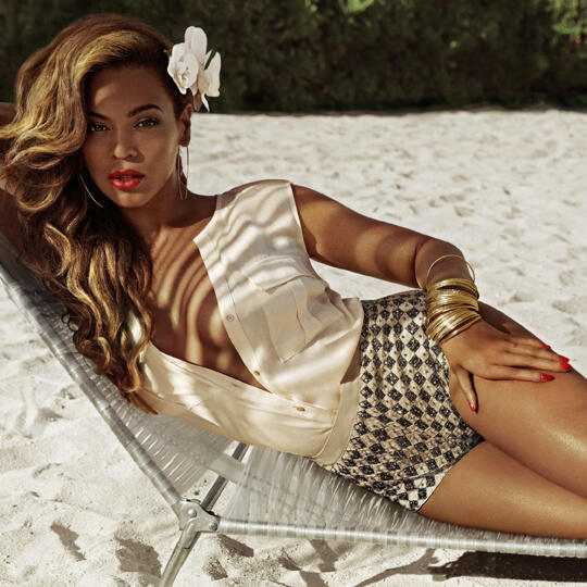 Beyonce - We´ve got some exciting news, singer and superstar @Beyonce is the new face of H&M's summ