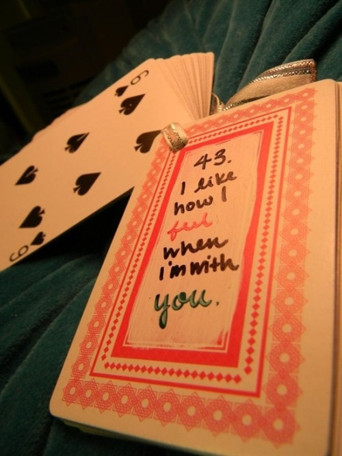 "rarelypins:  craft, DIY #43 of ""52 Reasons Why I Like You& - http://goo.gl/KaQUy"