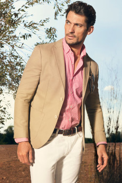 mensfashionworld:  Massimo Dutti February 2013
