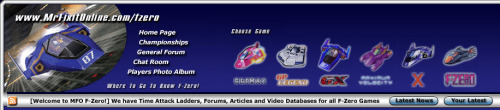 "MFO is dead, long live MFO!! About 7 years ago, a great F-Zero gaming site (F-Zero Central) had to shut down.  At that time, I was deeply into F-Zero GX and wanted to make a community and ladder site - so I did in my ASP codebase.  Later on, we moved MFO from Windows to Linux and all would have been lost, except that buti_oxa rewrote the whole system in PHP and our community and ladders survived.  The MFO F-Zero site then thrived, expanded what had been done before, and remains active and flourishing even at the end of 2012!  With a complex ladder system that catered to the community needs, the site is a shining example of how to do it right for a game. It was the one area of MFO I felt terrible about when we had to suddenly close down.  However, the MFO F-Zero community stepped up and will take over the entire MFO codebase and rebrand the site to be  fzerocentral.org  !!   Enabling this move is the new owner Locks and also the financial support of our F-Zero community itself! So, under this new name, the legacy of MFO survives!!  And, best of all, it becomes intensely focused on a specific game, which as I mentioned in the prior blog is one of the shifting aspects of today's gaming world. So LONG LIVE FZEROCENTRAL.ORG !!!  The new site owner and admin is ""Locks"" - so be sure to give him kudos! VISIT:  fzerocentral.org  Mr.Fixit"