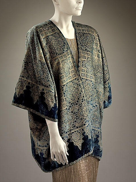 Jacket Mariano Fortuny, 1927 The Los Angeles County Museum of Art