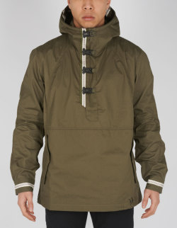 Maharishi: Mil Pan Parka Triple Stitch Construction