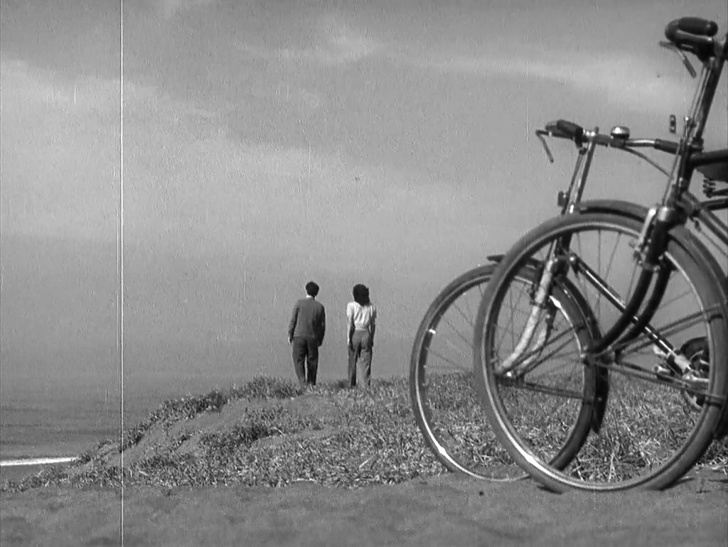 Late Spring, 1949. I watched this movie twice in one night (the second time I had the Criterion commentary on).