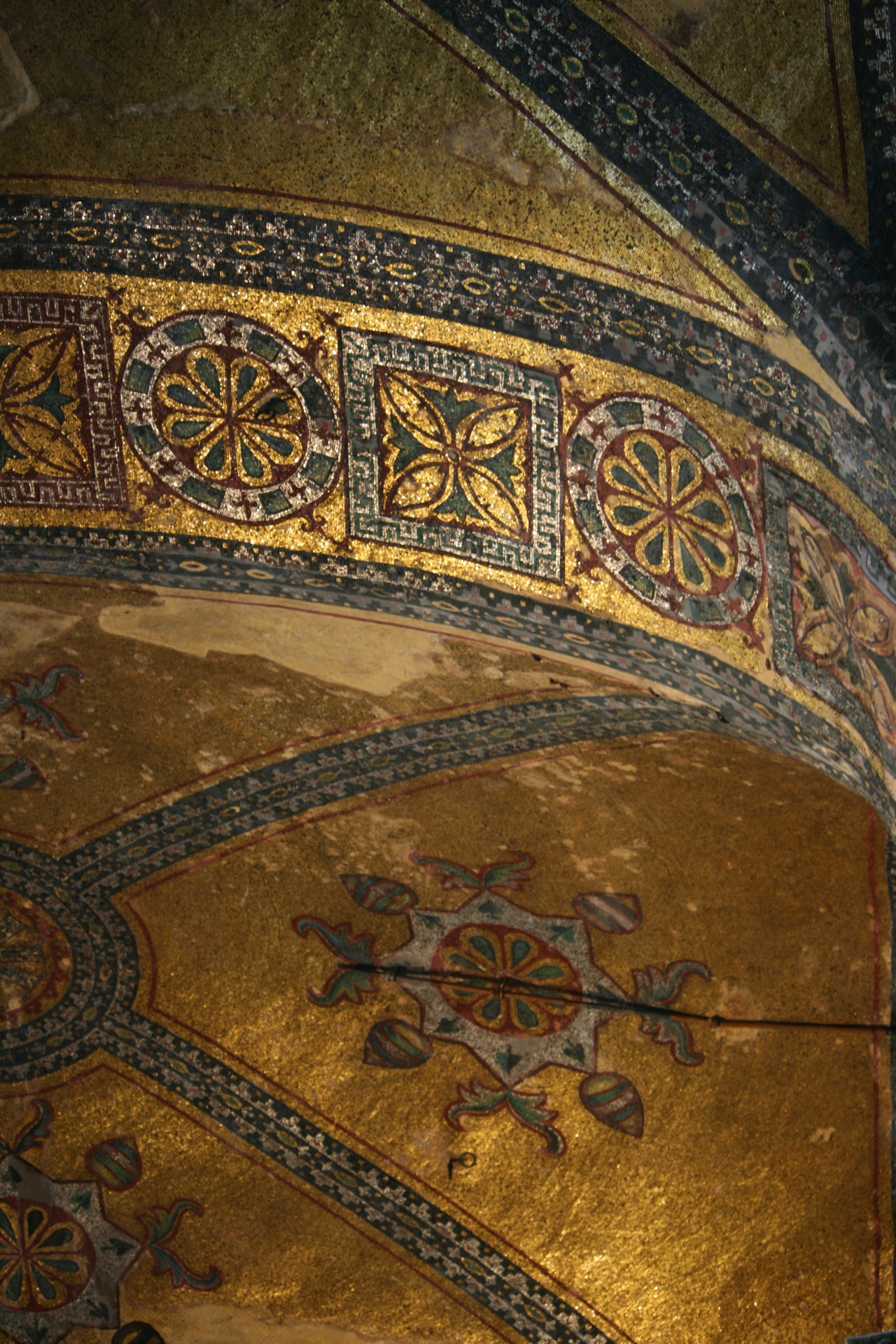 The richness of Turkish mosaic