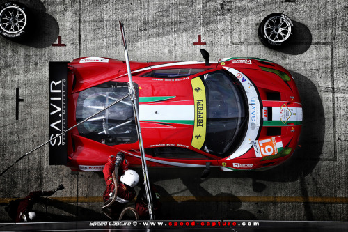 automotivated:  Ferrari 458 GT2 (by skyliner42)