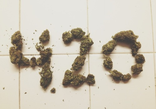Happy 420 Everyone!