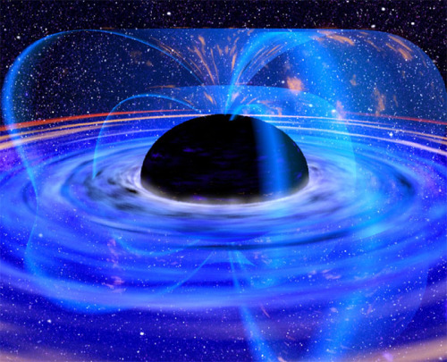 "Death By Black Hole Firewall Incineration It Shall Be: ""Oh, and if, say, an astronaut happened to accidentally cross the event horizon, he or she would technically be in freefall and thus wouldn't notice anything particularly unusual — not at first. It's only as said astronaut approached the singularity that gravity would become so extreme, s/he would be ""spaghettified."" Except now that might not be the case. There's a hypothesis currently being bandied about by theoretical physicists that, instead, the unfortunate astronaut would encounter a massive wall of fire as s/he tried to cross the event horizon and burn up before s/he got anywhere near the singularity. Call it the 'Paradox of the Firewall.'""   An entirely different kind of unpleasant death by black hole! The universe is a seriously wonderous place to die."