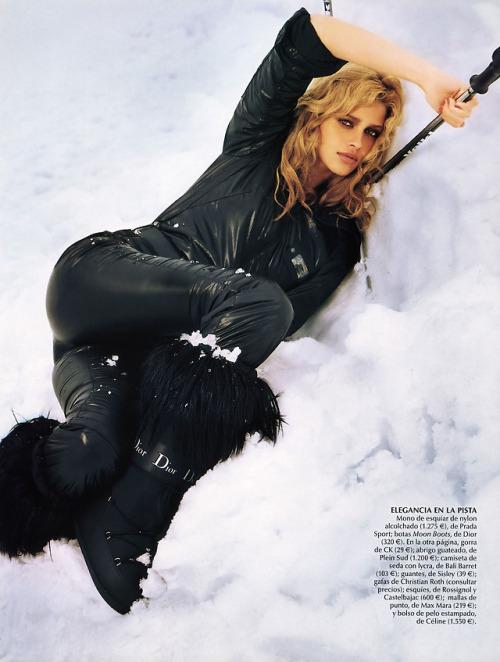unes23:Ana Beatriz Barros for Vogue Spain by Nico Bustos #ana beatriz barros