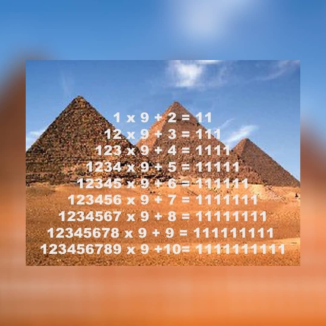 The sum total of numbers.. The power of 9 Ether … There is no number higher than 9.
