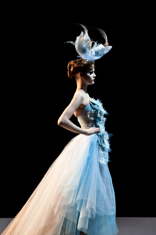 walkingthruafog:  walkingthruafog: Dior couture