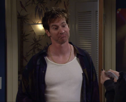 according to GIS, Rob Huebel played a character on How I Met Your Mother, apparently some sort of hot fuckup.
