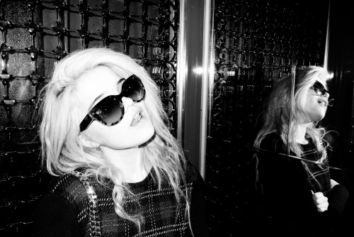 terrysdiary: Sky Ferreira at the Chateau Marmont #11