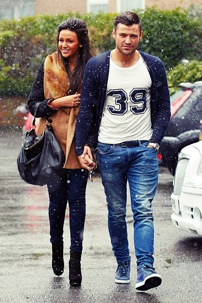 aaath:  http://aaath.tumblr.com Michelle Keegan and Mark Wright