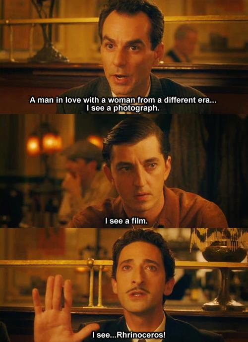 elvisintorunu:  Midnight In Paris / Woody Allen / 2011 İzlenesi..