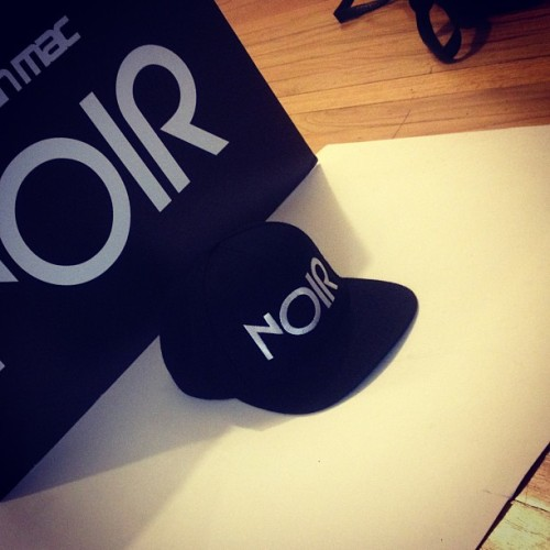 themacnificentmile:  The Noir crown will be available @ my B-day party this friday & of course it comes in a special box.