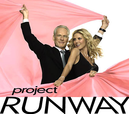mybodypeaceofmind:  Thank god the newest season of Project Runway was so easy to download… lolI've been watching it non stop for the last 3 days. Literally the only thing getting me through this awful ordeal. :-(