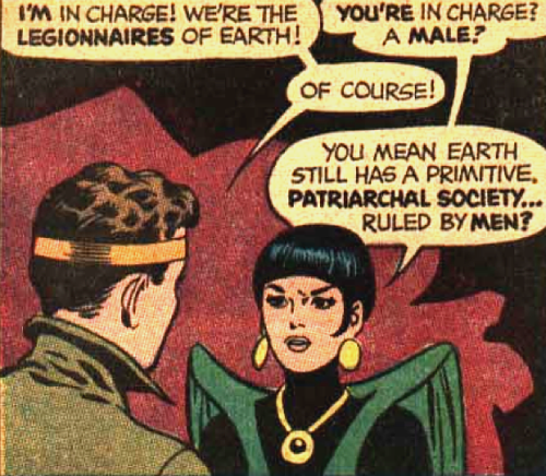 comicallyvintage:  Presented without comment…