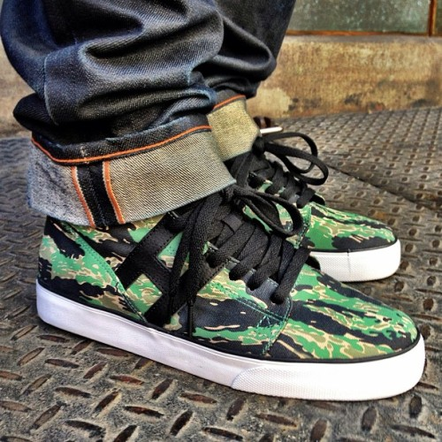 #WDYWT HUF Hupper Tiger Camo. #Thanks @HufWorldwide