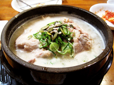 samgyetang @ tosokchon samgyetang by bionicgrrrl on Flickr.