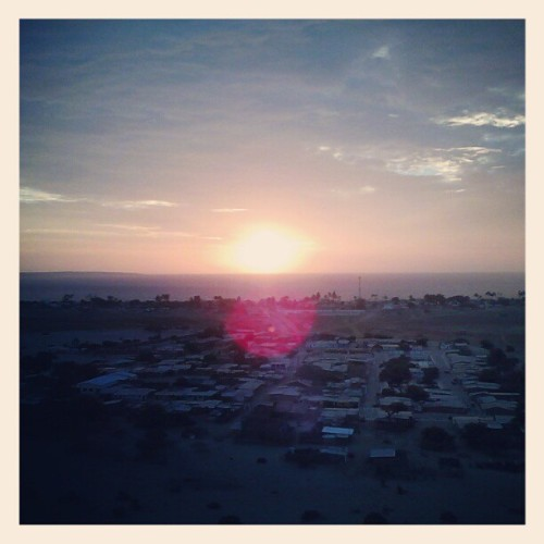 Último sunset del 2012 (at La Cruz)
