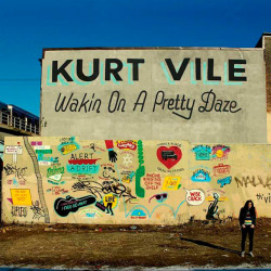 "Discos Recomendado: Kurt Vile - ""Wakin On A Pretty Daze"""