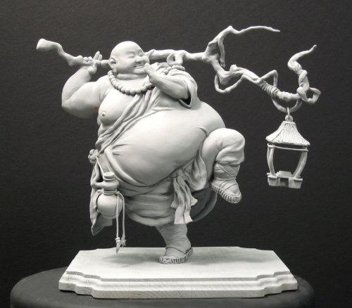Okii Jijin Monk by *MumboJumbo