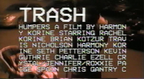 vhsdreamz:  Trash Humpers