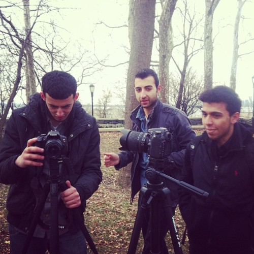 Nice day shooting with the broskies @fassafin @another_moe