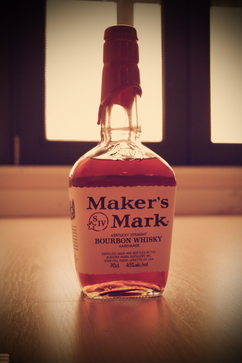 Maker's Mark - If you are a lover of bourbon whiskies, then this handmade U.S Kentucky bourbon will truely float your boat! bexsonn