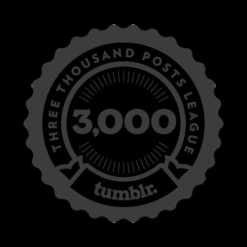 ¡3000 publicaciones!