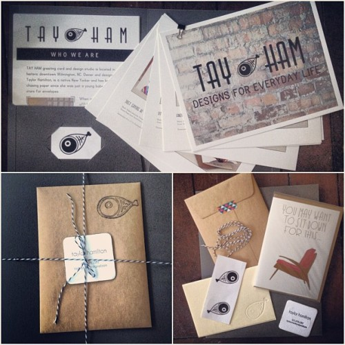 California here we come! #tayham #presskit #hustle  (at HAM)