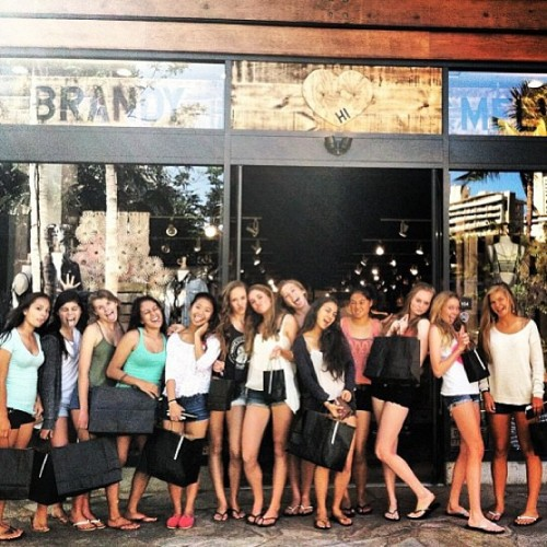 Brandy Hawaii  www.brandymelvilleusa.com