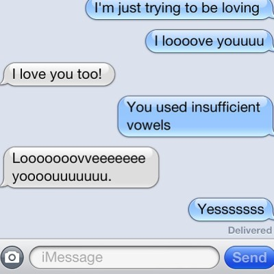 I'm a demanding #girlfriend. #texts #iphone #boyfriend #love @wordsofwhiskey  (at The Hellmouth)