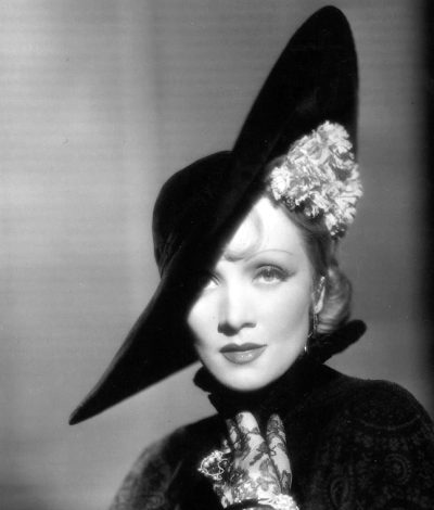 Marlene Dietrich in The Devil is a Woman (1935).