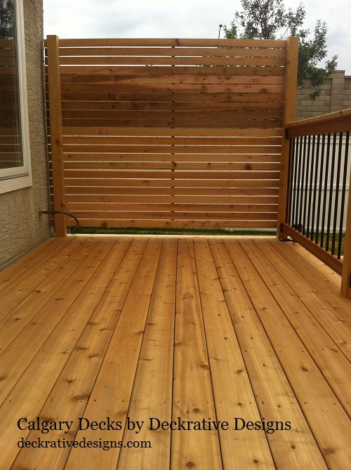designs blog calgary decks and fences deck design ideas for privacy