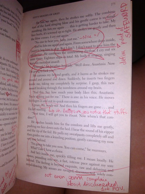 ariasune:  One Shade of Grey An in-progress complete annotation of Fifty Shades of Grey.