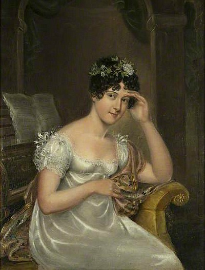 Rolinda Sharples, undated (English, 1793 – 1838) bio