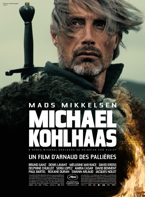 "fuckyeahmadsmikkelsen:  New poster for ""Michael Kohlhaas"""