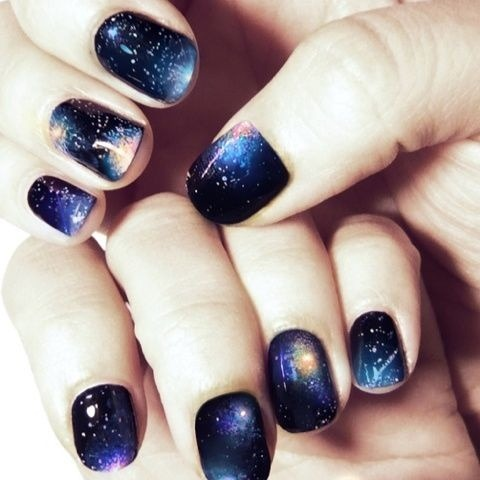 Nail art of the day #PhotoOfTheDay