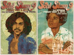 SOUL SLAM 9 THE ORIGINAL PRINCE & MICHAEL JACKSON PARTY FRIDAY MAY 3, 2013 @ THE ARENA 6655 SANTA MONICA BL, LA 90038 (2 Blocks East of Highland)