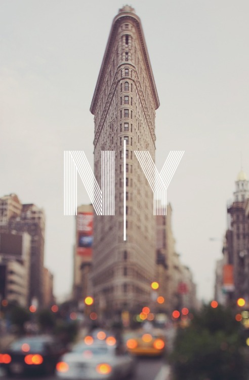 El amor!   new york, new york.