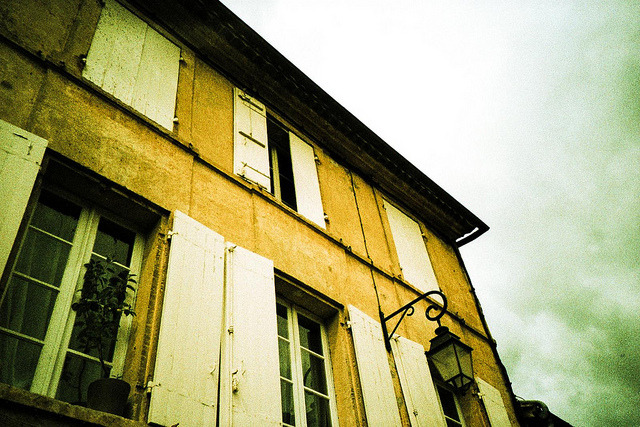 | ♕ |  Old maison in Saint-Émilion  | by © Marcio Serpa