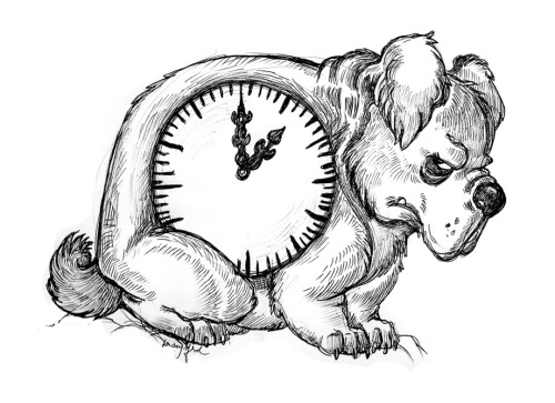 Tick Tock the Watchdog from The Phantom Tollbooth.