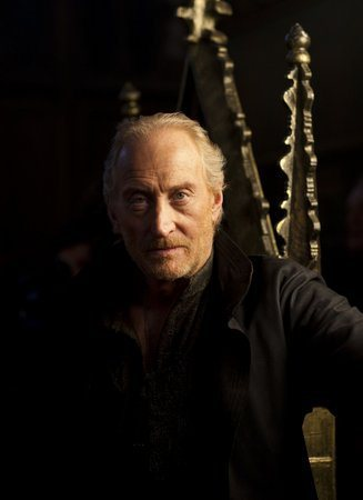 Charles Dance, could you please stop being so charming. I'm miserably failing at doing my best to remember that you're old enough to be my grandfather