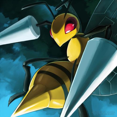 pokemonisgreaterthanlife:  Bug types by EvilApple513