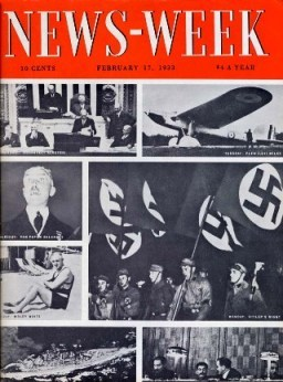 READ ALL ABOUT IT: Newsweek Turns 80- Take an exclusive look through our first issue! Prohibition Hitler Gossip The Depression FDR's First Month Vintage Ads